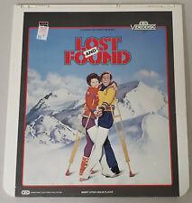 Lost and Found for Vintage RCA Selectavision VideoDisc Video Disc Players