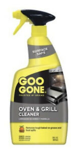 Goo Gone Oven & Grill Cleaner Spray Oven & Grill Cleaner By Goo Gone