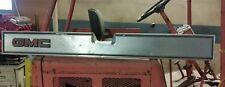 GMC Truck Tail Gate Emblem 73 - 80 10 - 30 Series Trucks - Fleet Side Bed -