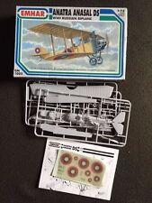 EMHAR-Anasal Ds WW1-ruso Biplano Escala 1/72