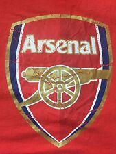 Original Puma Arsenal Soccer/ Football Club Men's Small T-shirt