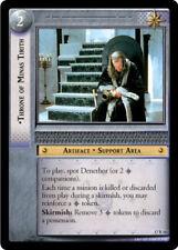 LOTR TCG ROS Rise of Saruman Throne of Minas Tirith 17r36 NM/MINT Top Shelf Card
