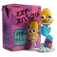 Kidrobot The Simpsons Mr Sparkle Medium Vinyl Figure Art Toy   SCARCE TOYS