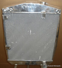 "Be Cool 61277 Polished Radiator, 21"" x 25"", Early Chevy Truck , Trimmed Mounts"