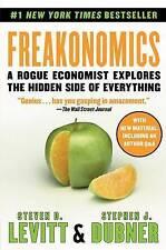 Freakonomics: A Rogue Economist Explores the Hidden Side of Everything.