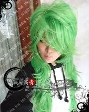 Pokemon Panty Stocking Scanty Anime Costume Cosplay Wig +Free Wig CAP