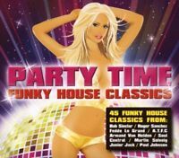 Various Artists - Party Time: Funky House Classics (CD) (2008)