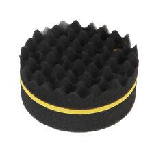 Sponge Wave Barber Hair Brush for Dreads Afro Locs Twist Curls Coil Magic Tool