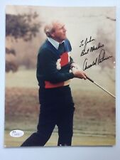 Arnold Palmer Signed Autographed 8 x 10 Photo JSA - FREE PRIORITY SHIPPING!