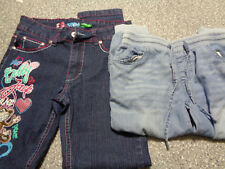 Lot of 2 - Girl's Jeans - Size 10/12