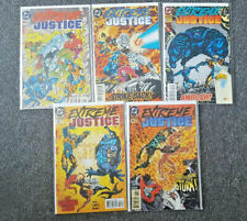 DC Comics Extreme Justice #0-5