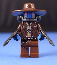 LEGO® STAR WARS™ minifigure CAD BANE Custom Bounty Hunter 8098 8128 + 2 Blasters
