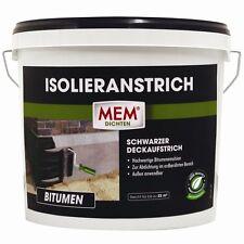MEM Isolieranstrich 10 L