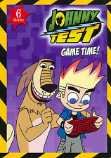 Johnny Test: Game Time