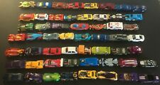 Hot Wheels Lot Of 55 Toy Cars