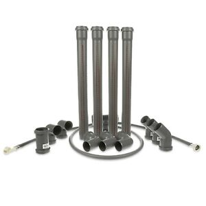 RATIONAL DRAIN CONNECTION KIT PIPE INSTALLATION SET 60.70.464 COMBI OVEN STEAMER