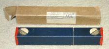VINTAGE 1939 TOM MIX BLUE TUBE PERISCOPE PREMIUM WITH ORIGINAL BOX