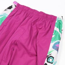 80s Vintage Funky Tracksuit Bottoms | Mens L | Trackies Jogging Running Poppers