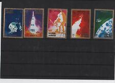 Ajman Apollo 16 spazio Marchi