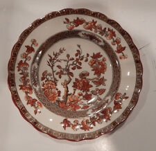 "COPELAND SPODE INDIA TREE OLD MARK SMALL BREAD PLATE 5 3/8"" MADE IN ENGLAND"