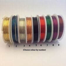 0.8mm beading craft copper wire wrapping thread