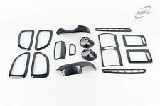 For Hyundai Tucson 2004 - 2010 Carbon look Interior Styling Trim Set