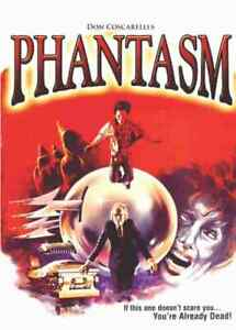 Phantasm 1979 Horror Sci Fi A. Michael Baldwin, Bill Thornbury, Reggie Bannister