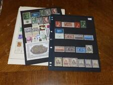 More details for (5745) middle east stamp collection m & u on album pages
