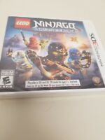 Lego Ninjago Shadow Of Ronin 3DS Brand New And Sealed