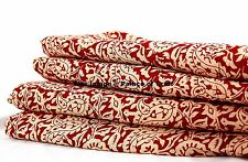 Paisley Design Floral Print Cotton Dress Fabric Sewing Craft Material By 1 Metre