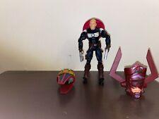 Marvel Legends BAF Parts GALACTUS HEAD -TERRAX BAF LOWER TORSO & FIGURE