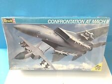 1/48 REVELL Monogram MiG-25 FOXBAT & F-15 Eagle CONFRONTATION AT MACH II  SEALED