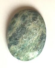 REIKI ENERGY CHARGED RUBY IN FUSCHITE CRYSTAL PALM STONE CABOCHON WORRY STONE