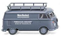 """#079715 - Wiking VW T1 Kastenwagen """"Nordkabel"""" - 1:87"""