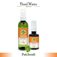 Patchouli Hydrosol (Floral Water) 60ml / 100ml Pure And Natural Free shipping