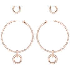 Swarovski Stone Pierced Earring Set - 5426004
