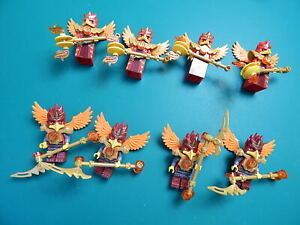 New Lego Legends of Chima Minifigures - choose any