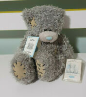 CARTE BLANCHE BLUE NOSE BEARS 12CM TEDDY BEAR PLUSH TOY WITH TAG! ME TO YOU