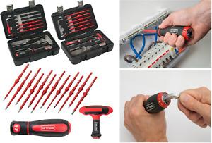 ARMEG SwitchBlade 5 Pce Torque Or 8 Pce Screwdriver Sets, Handles & Spare Blades