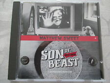 Matthew Sweet - Son of Beast - Altered - CD no ifpi
