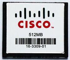 "ASA5500-CF-512MB CISCO Compact Flash CF Memory for ASA 5500 ""Genuine"" Approved"