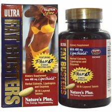 Nature's Plus Ultra Fat Busters 60 Bi-Layered Tablets
