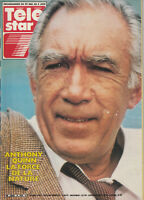 Télé Star N°295 - 25/05/1982 - Anthony Quinn - James Dean - Pier Angeli - NNolte