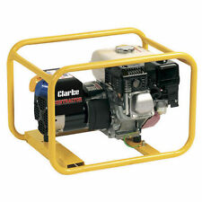 Clarke Portable Industrial Generators