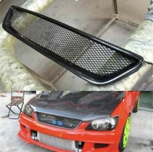 Sport Grill Carbon For Toyota Altezza Grille Lexus Is200 Is300 1998-2004