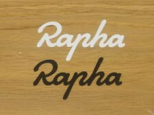 2 x Rapha Printed Stickers Cycling Bike Frame Forks Wheel Helmet Decal Vinyl Box