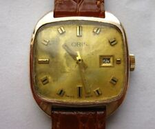 Oris Mechanical (Hand-winding) Square Wristwatches