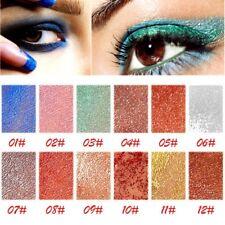 Metal Glitter & Glow Eyeshadow Comestics Long lasting Liquid Eye Shadow 2017 New