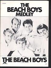 Beach Boys Medley Good Vibrations, Help Me Rhonda, I Get Around, Shut Down4 more