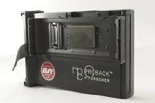 NEAR MINT Canon NEW FI Polaroid back from JAPAN #1494